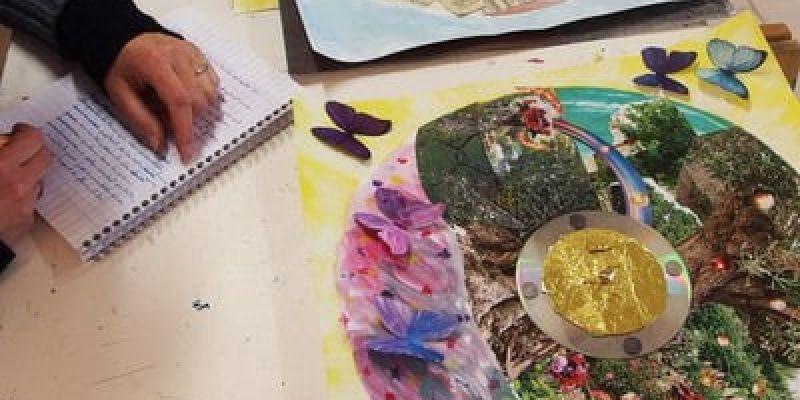 Atelier Mandala centré méditatif