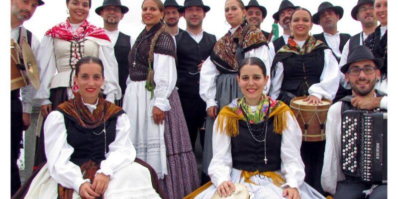 Spectacle folklorique musique et danse du monde la galice