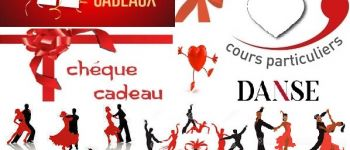 Offrez une carte cadeau st valentin, anniversaire, une fête...un cours particulier de danse de salon. St caradec-trégomel