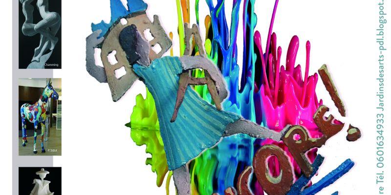 Jardins des arts pays de loire - escale au manoir le 8 sept à sucé sur erdre