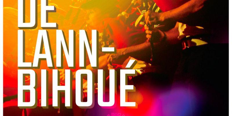 Concert du Bagad de Lann-Bihoué