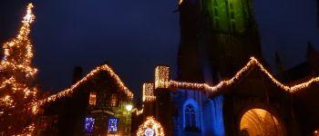 Balade commentée : \le Ménez Hom et les illuminations de Locronan\ Quimper