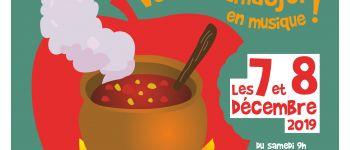 7 et 8 décembre : la 1ère \Faites du Pommé en Brocéliande\ au Cârouj Monterfil
