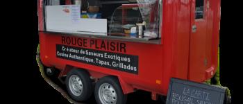 Rouge Plaisir au marché de noël de Landerneau landerneau