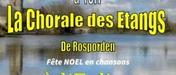 La chorale des Etangs de Rosprden fête Noël en chansons ELLIANT