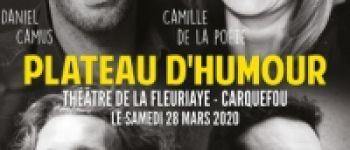 Plateau d\humour Carquefou