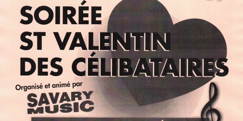 la croixille - soirée célibataires - st valentin