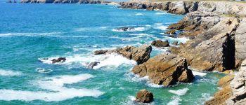 Balade de portivy à la côte sauvage  Saint-pierre quiberon
