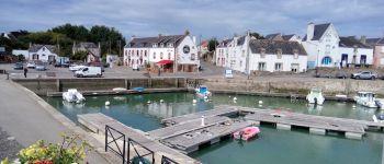 Découverte de port-haliguen, son port, son histoire, ses destinées Quiberon