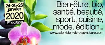 5ème Salon Bien vivre au naturel DINAN 2020 Dinan