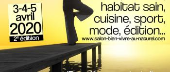 2ème Salon Bien vivre au naturel STE MARIE / REDON 2020 SAINTE MARIE