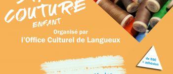 Stage Couture Enfants LANGUEUX