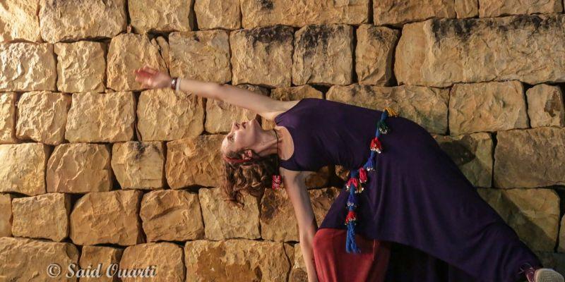 Babel danse chemins berbères