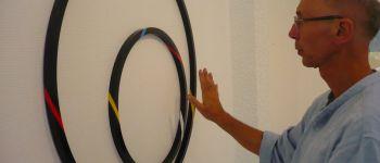Exposition de gerhard doehler : cercles et chromophores Rennes