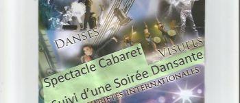 Spectacle cabaret suivi d\une soirée dansante à Bédée Bédée
