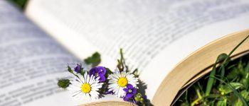 Balade lecture \Vert le futur\ Bains-sur-Oust