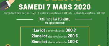 Concours de belote Saint-lyphard