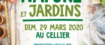 NATURE & JARDINS LE CELLIER