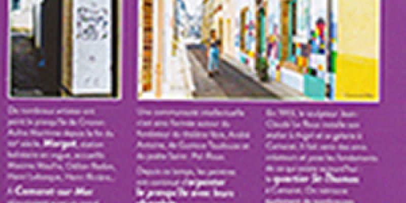 Atelier dartiste, exposition-vente de dessins et photographies, livres sur les oiseaux, cartes postales ...