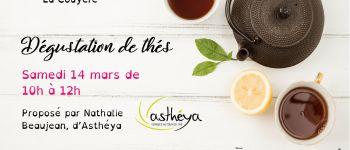 Dégustation de thés La couyère
