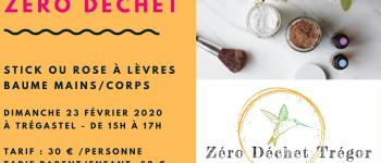 Sticks à Lèvres & Baume à tout faire (mains/Corps) Trégastel