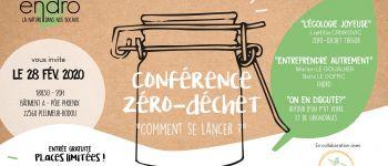 Conférence Zéro-déchet Pleumeur-bodou