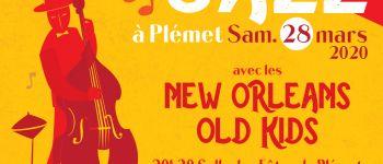 Concert de Jazz Nouvelle Orléans à Plémet Plémet