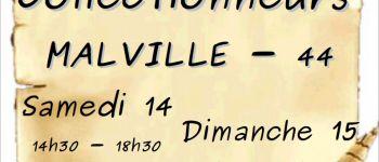 33ème journée des collectionneurs de Malville Malville