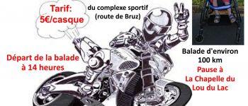 17ème balade moto de bréal-sous-montfort au profit de l'association des Etoiles pour Tilouann  Breal-sous-montfort