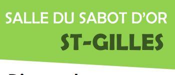 Grande braderie couverte du sabot d\or Saint gilles