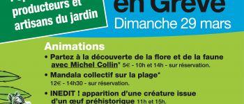 Saint Michel en vert - Fête de la nature et des plantes Saint-Michel-En-Grève