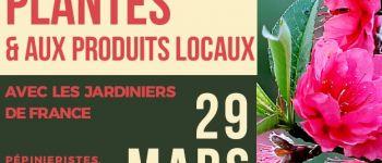Foire aux plantes et aux produits locaux Merlevenez