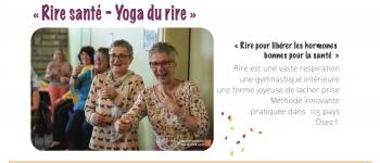 Atelier découverte - yoga du rire  Treguier