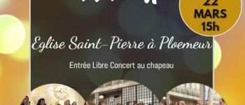 Concert gospel air\n Ploemeur