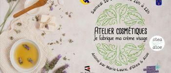 Atelier cosmétiques : je fabrique ma crème de jour maison naturelle La couyère