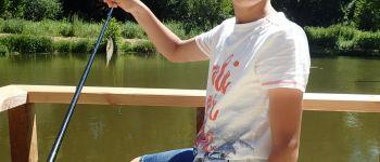 Je pêche mon 1er poisson Saint André des eaux