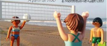 3ème édition du tournoi beach voll\equestre Montreuil-le-gast
