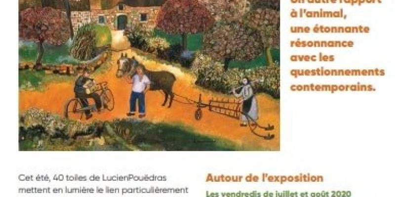 Exposition lattraction cheval