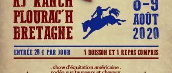 american rider festival Plourach