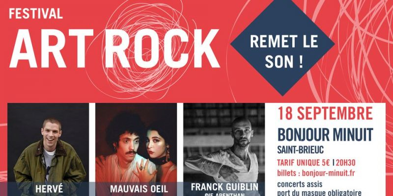 Art Rock remet le son
