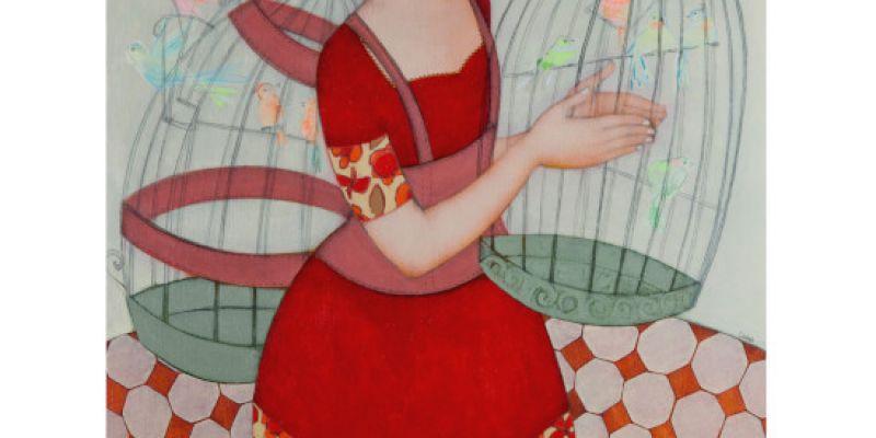 Cécile Veilhan, invitée dhonneur à la Galerie laute