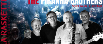 CONCERT LIVE | Blues and Rock 60\s 70\s \\ The Piranha Brothers Brest