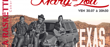 CONCERT LIVE | Folk Country \\ Mary-Lou Brest