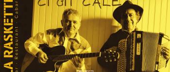 Concert live | folk rock blues \\ ci-gît-cale Brest