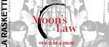 CONCERT LIVE | 100% Pure Rock \\\\ Moon\s Law Brest
