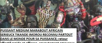 PUISSANT MEDIUM MARABOUT AFRICAIN SÉRIEUX ET HONNETE TIKANDE IMOROU: Marabout Retour Affectif Rapide en 48 Heures Num whatsapp: +229 97 44 54 49 REIMS