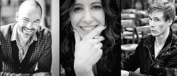 \Du rêve au voyage\ Camille Merckx mezzo-soprano, Thill Mantero baryton, Alain Muller pianiste Saint Gildas de Rhuys