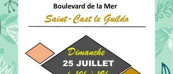 Marché des créateurs Saint-Cast le Guildo